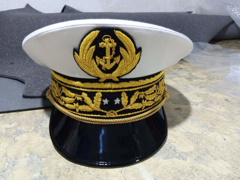 french navy admiral general hats