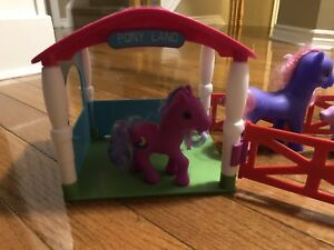 Pony Play Set