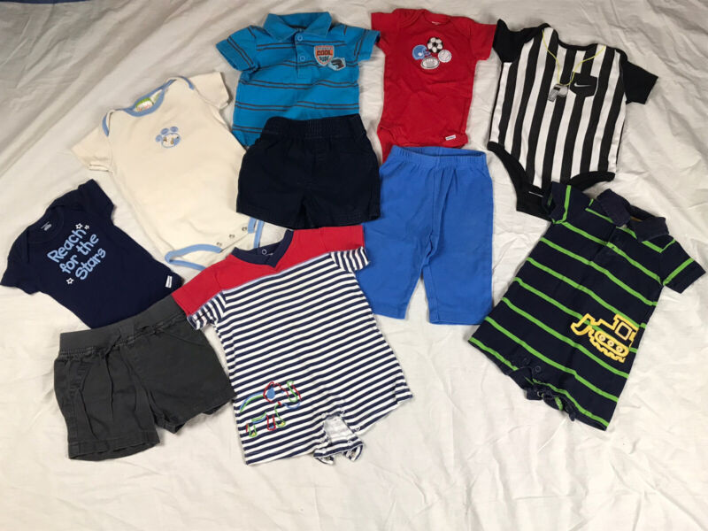 Baby Boy Clothes 3 Month Lot