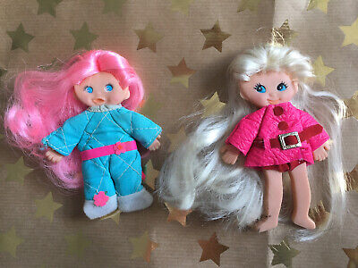 Vintage FLATSY Dolls, Ideal Toy Co. 1969 -1970s
