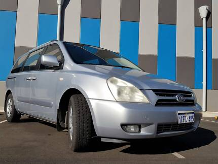 2006 Kia Grand Carnival EX Luxury Edition Midvale Mundaring Area Preview