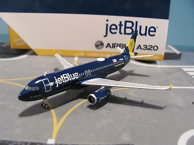 Greminijets 1 400 Scale Diecast Model Jetblue Airbus A320 200 Commercial Airline