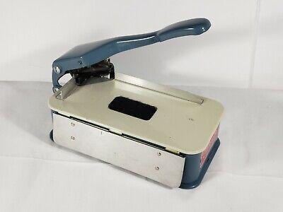 Lassco Products Cornerounder Model 20 Cutter Corner Rounder 12 Cutting Die