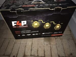 F4p set of 100' of construction lights 100$ obo