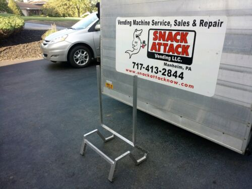 ANTARES SNACK VENDING MACHINE STAND / Free Ship!