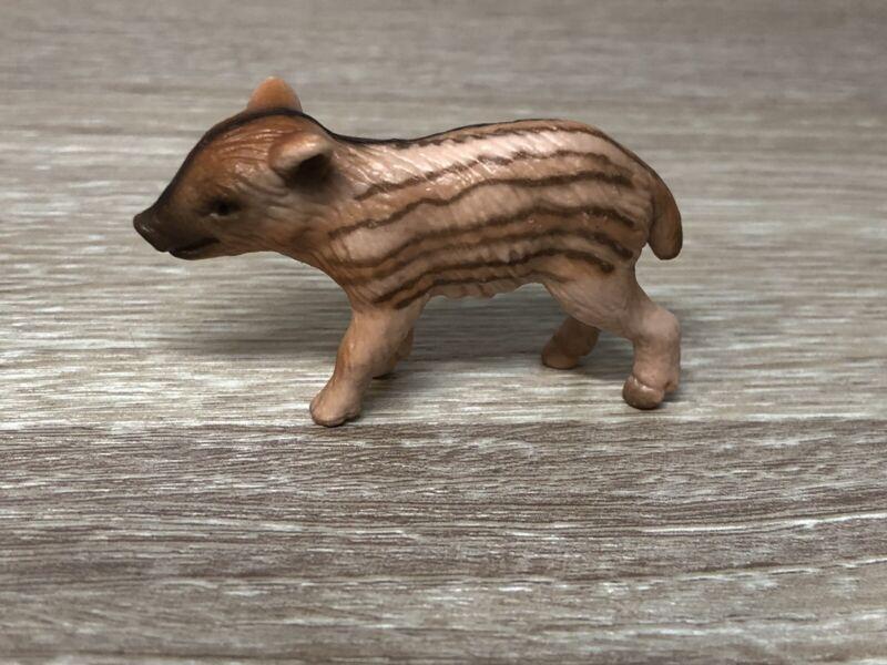 Schleich Wild Baby Boar Retired Rare