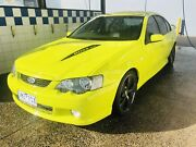 2004 ba xr8 boss 260 mk2 toxic green 150000kms also SWAP  Epping Whittlesea Area Preview