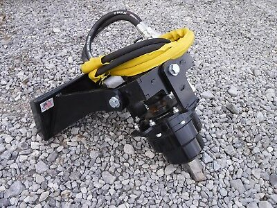 Toro Dingo Mini Skid Steer Attachment - Hex Planetary Auger Drive - Ship 199