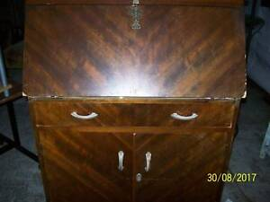 art deco writing desk Rokeby Clarence Area Preview