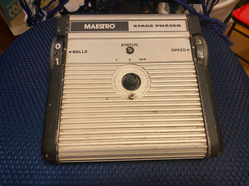 1970's Maestro Stage Phaser SP-1 Guitar Effect Pedal