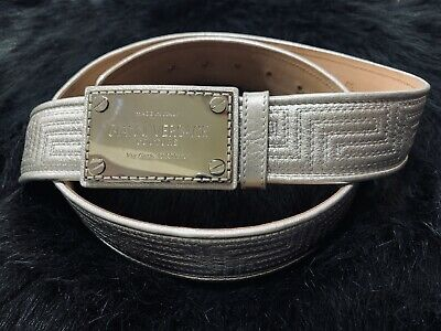 Women Gianni Versace Belt Authentic Size 85/34