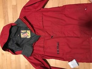 Men's medium burton snowboard jacket