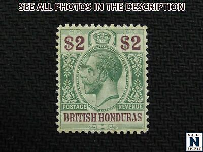 NobleSpirit No Reserve (TH2) Marvelous British Honduras 83 MH VF/XF = $90 CV
