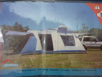 Oztrail Sportiva Headland 3 room tent | C&ing u0026 Hiking | Gumtree Australia Brisbane North West - Kenmore Hills | 1164898392 & Oztrail Sportiva Headland 3 room tent | Camping u0026 Hiking | Gumtree ...