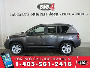 2016 Jeep Compass High Altitude | Leather | Sunroof | Clean CarP