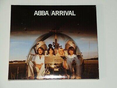 Arrival - ABBA (CD 2001) RMSTR BTs Digipak Near Perfect Dancing Queen Fernando