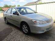TOYOTA CAMRY 2003 MODEL 16/JUNE/2018 REGO,A1 COND-PH:0 Wetherill Park Fairfield Area Preview