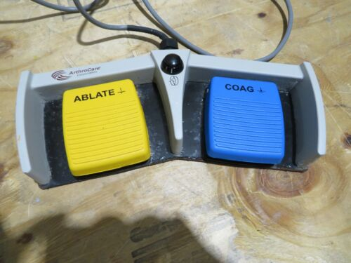 Arthrocare Corporation 10863 Foot Pedal TESTED