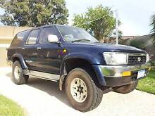Toyota Hilux surf 3L turbo diesel,210300 kms, ideal backpacker Greenwood Joondalup Area Preview