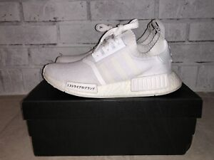 Adidas NMD R1 Japan Triple White DS size 6.5