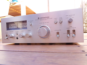 Kenwood KA-5500 Vintage Beast Amplifier Officer Cardinia Area Preview