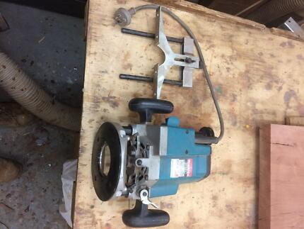 Makita 3612c variable speed router - needs repair