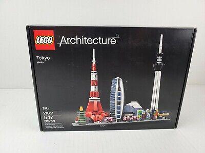LEGO Architecture Dubai Skyline-21052 - NEW IN BOX