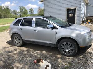 2009 Lincoln MKX limited edition