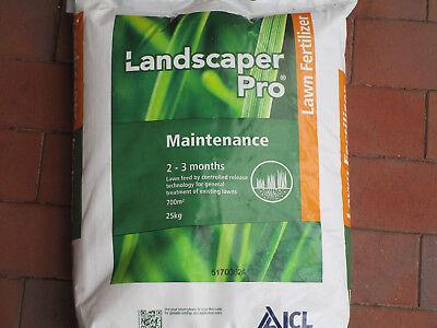 2,40€/Kilo 25Kilo 700m² Rasendünger Langzeit Landscaper pro Maintenance  Scotts  ()
