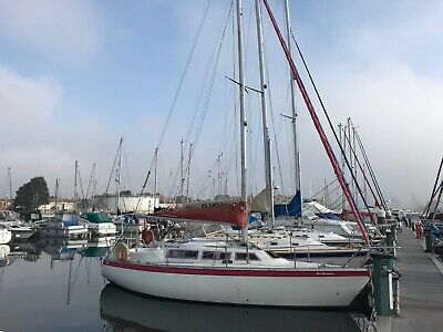 Achilles 840 sailing yacht, 5 berth.