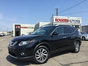2014 Nissan Rogue SL AWD - NAVI - LEATHER - SUNROOF