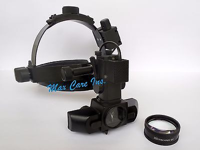 Binocular Indirect Ophthalmoscope All Pupil With 20d Lens