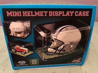 Pioneer Plastics Mini Helmet Display Case