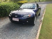 Mazda Mx5 2007 Coupe 29,500km Pimpama Gold Coast North Preview