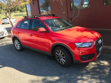 2014 Audi Q3 2.0T TFSI **12 MONTH WARRANTY** West Perth Perth City Area Preview