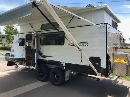 Jayco Starcraft Outback 17.58-3 Family Van Bowen Whitsundays Area Preview