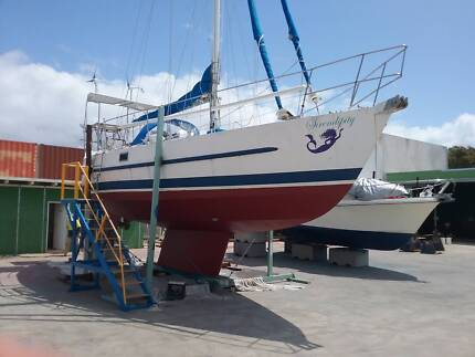 Crew wanted, Hervey Bay to Redcliffe
