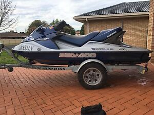 3 Seater Seadoo GTX Limited Parkes Parkes Area Preview