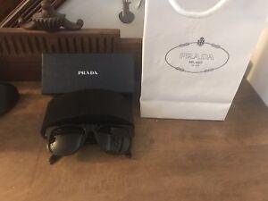 Brand New Authentic Men's Prade SPR14Q Sunglasses
