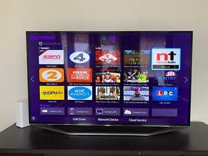 Samsung series 7 60 inch Full HD 3D LED smart TV