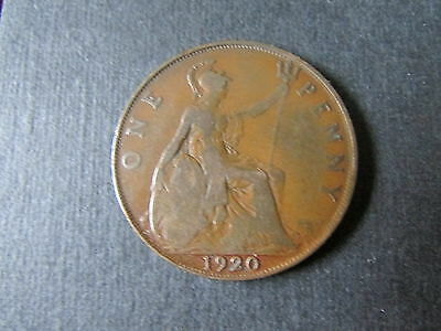 1920 GEORGE V PENNY. (e) for sale  Blackwood
