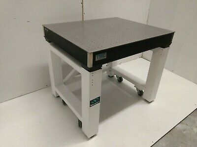 Tmc Optical Table Newport Rolling Adjustable Height Bench Crated