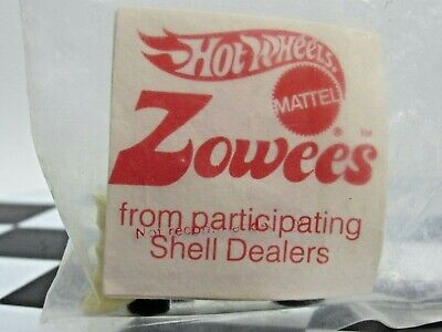 HOT WHEELS VHTF 1972 REDLINE ZOWEES SERIES COVERED DRAGGIN SHELL VERSION