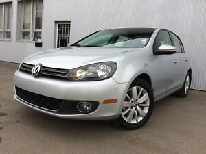 2013 Volkswagen Golf TDI Comfortline, HEATED SEATS, BLUETOOTH.