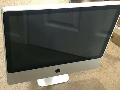 "Apple iMac A1224 - 20"" 640GB HDD - 4GB RAM"
