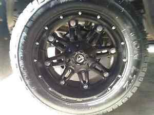 Fuel rims 20x10 black alloys Renmark Renmark Paringa Preview
