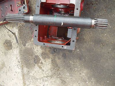 International Farmall 460 Utility Tractor Original Ih Ihc Main Drive Axle