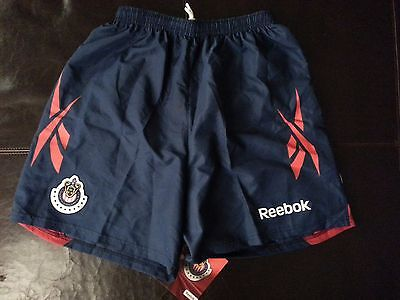 (Reebok Authentic Chivas Guadalajara Mexico Men Soccer Shorts Futbol XXL)