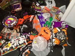 Halloween Decorations Lot