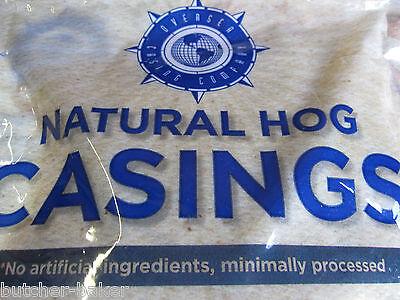 Best Buy Full Hank 100 Lbs Natural Sausage Hog Casings Pre-flushed Casing Gut